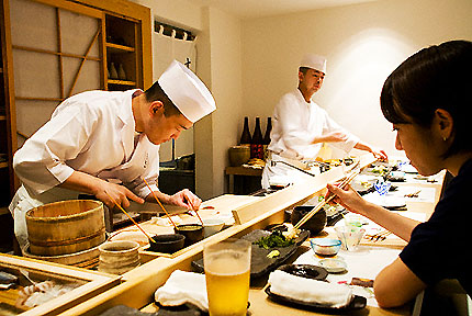 Japanese Executive Chef For Singapore Restaurant Group