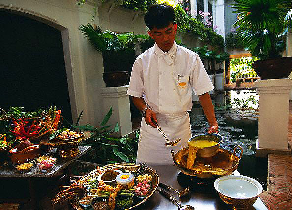 thai chef job