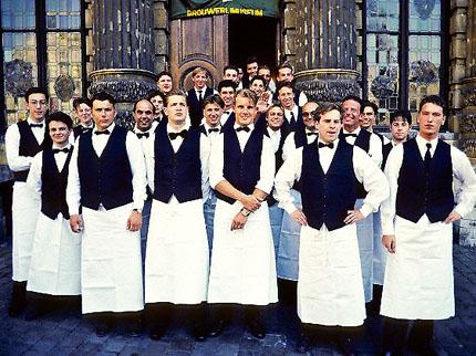 Salary Of Waiter In  Star Hotel