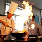 Chinese wok Chef job Abu Dhabi hotel