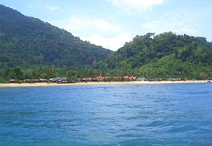 Malaysia-beach-resort